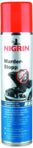 NIGRIN 72291 Marder-Stopp Spray, 400 m