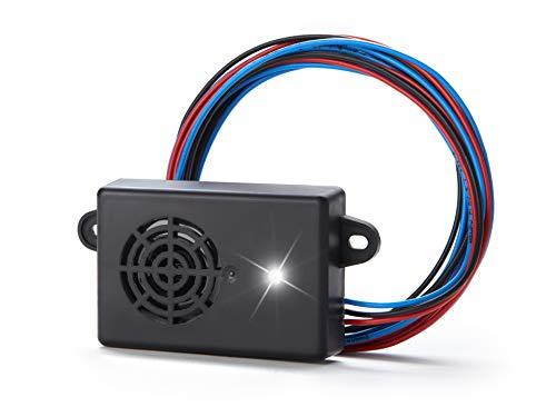 LED-Blitzlichtfunktion+ Ultraschall 'Mardersicher Ultra'