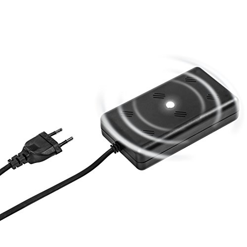 Gardigo Marder-Frei Indoor LED I Marderabwehr fr Haus, Garage und Dachboden I Marderschutz mit Ultraschall I Marderschreck 230 V mit Netzstecker