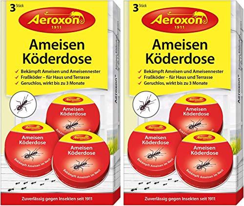 Aeroxon Ameisenfalle 2x3 Dos