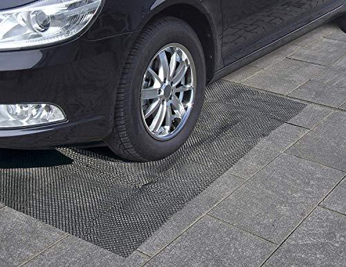 MR-Style Mardergitter Marderschutz Gitter schwarz PE HD Kunststoff individuell zuschneidbar 190x150cm