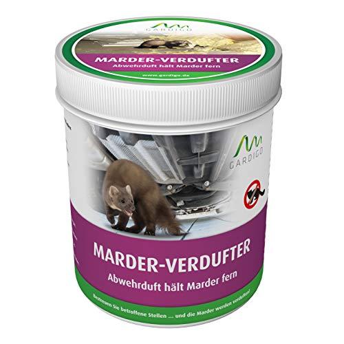 Gardigo Marder-Verdufter 300 g Granulat, Marder-Stopp, Marderabwehr, Marderschrec